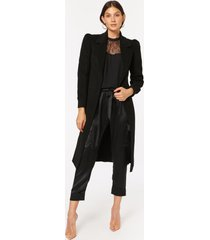 emersyn coat black