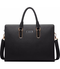leather briefcase bag men's