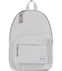herschel supply co. classic mid volume backpack - grey