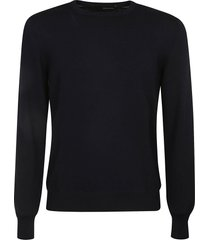 tagliatore ribbed knit sweater