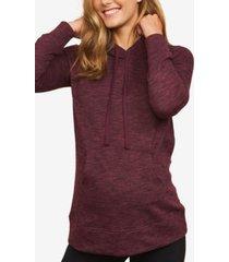 motherhood maternity french terry hoodie