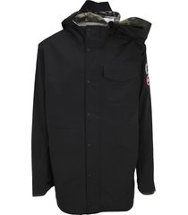 y/project nanaimo rain jacket
