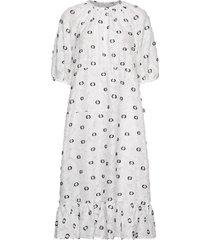 banister dress knälång klänning vit lovechild 1979
