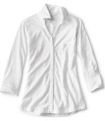 1856 organic cotton camp shirt