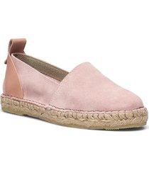 stb-iris s sandaletter expadrilles låga rosa shoe the bear