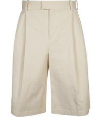 bottega veneta mid-length shorts