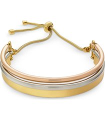 alfani curved bar slider bracelet, created for macy's