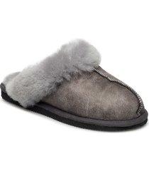 jessica slippers tofflor grå shepherd