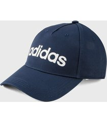 gorra azul-blanco adidas performance daily