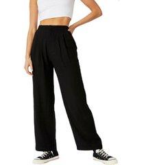 cotton on drapey wide leg pants