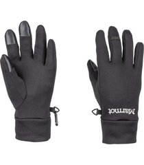 guantes power stretch connect negro marmot