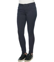 democracy women's high-rise ab solution side zip ankle jegging