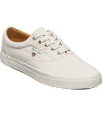sundale low lace shoes låga sneakers vit gant
