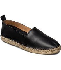 pilgrim loafer espadriller skor svart royal republiq