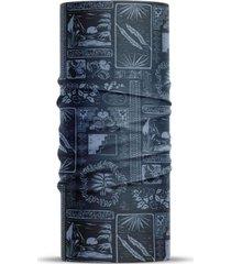 bandana multifuncional reciclada blue nature wild wrap