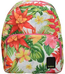 mochila bubbita  queen jungle multicolor bubba bags