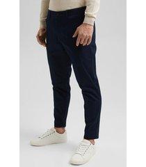pantalon hombre chino  azul oscuro esprit