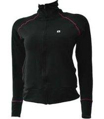 jaqueta esportiva ciclico poline feminina