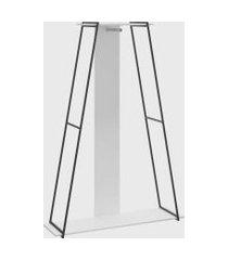 estante roupeiro branco tx be mobiliário