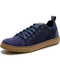 sapatãªnis casual yes basic fashion azul marinho - azul/azul marinho - masculino - sintã©tico - dafiti