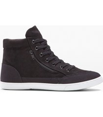sneaker alta (nero) - bpc bonprix collection
