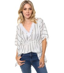 blusa blanca valdivia barcelona
