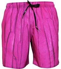 short alkary elástico pink