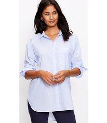 loft pocket tunic shirt