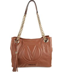 luisa 2 sauvage leather shoulder bag