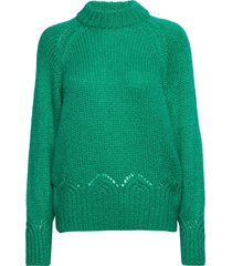 novelty sweater turtleneck coltrui groen odd molly