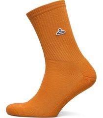 hanger sock lingerie socks regular socks orange hanger by holzweiler