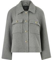 jacka yaszoe wool jacket