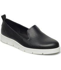 bella loafers låga skor svart ecco