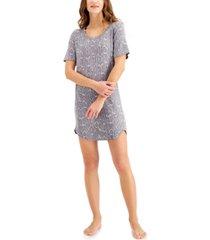 jenni short sleep shirt nightgown, created for macy's