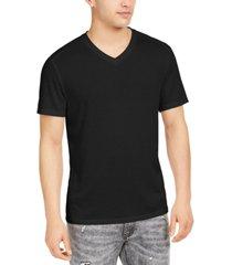 i.n.c. men's perform v-neck t-shirt, created for macy's