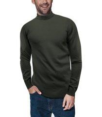 men'sl mock neck sweater