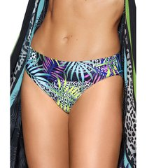 bikini selmark tiger mare zwart bikinibroekje