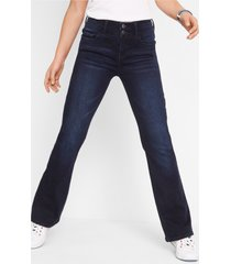 corrigerende stretch jeans, bootcut