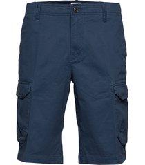 t-l str twll crgo shrt shorts cargo shorts blå timberland