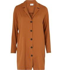 klänning viabota l/s long blazer dress