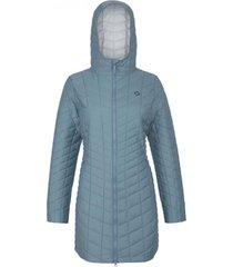 abrigo eiko azul doite