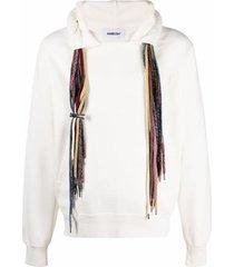 ambush drawstring cotton hoodie