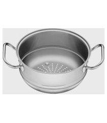 cozi-vapore aço inox professional prata