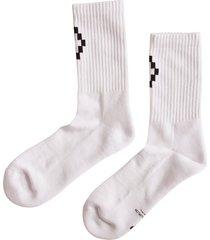 marcelo burlon cross socks