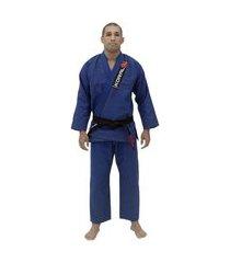 kimono jiu jitsu koral one azul