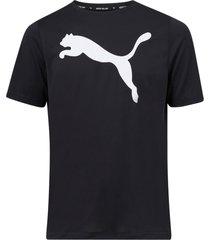 tränings-t-shirt active big logo tee