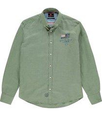 overhemd rakaia groen