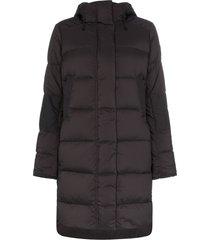 canada goose alliston padded coat - 61 black-noir