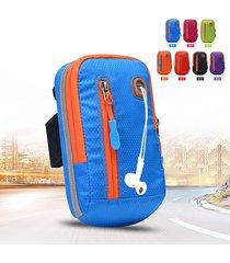 donne borsa da braccio in nylon impermeabile borsa a tracolla borsa a corsa