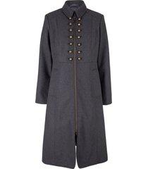 cappotto in stile militare (grigio) - bpc bonprix collection
